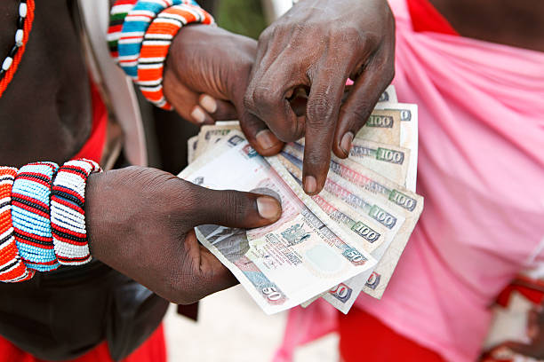 african business - kenya stock photos and pictures