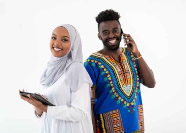 Afrikanisches Business-Team – Foto