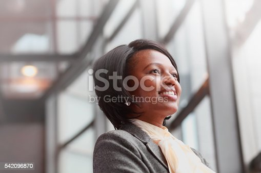 istock African business woman 542096870