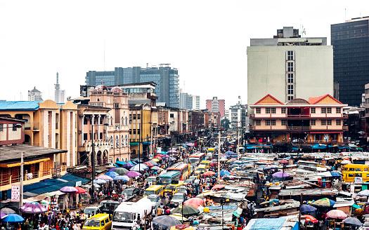 アフリカの都市ラゴスナイジェリアます - アフリカのストックフォトや画像を多数ご用意