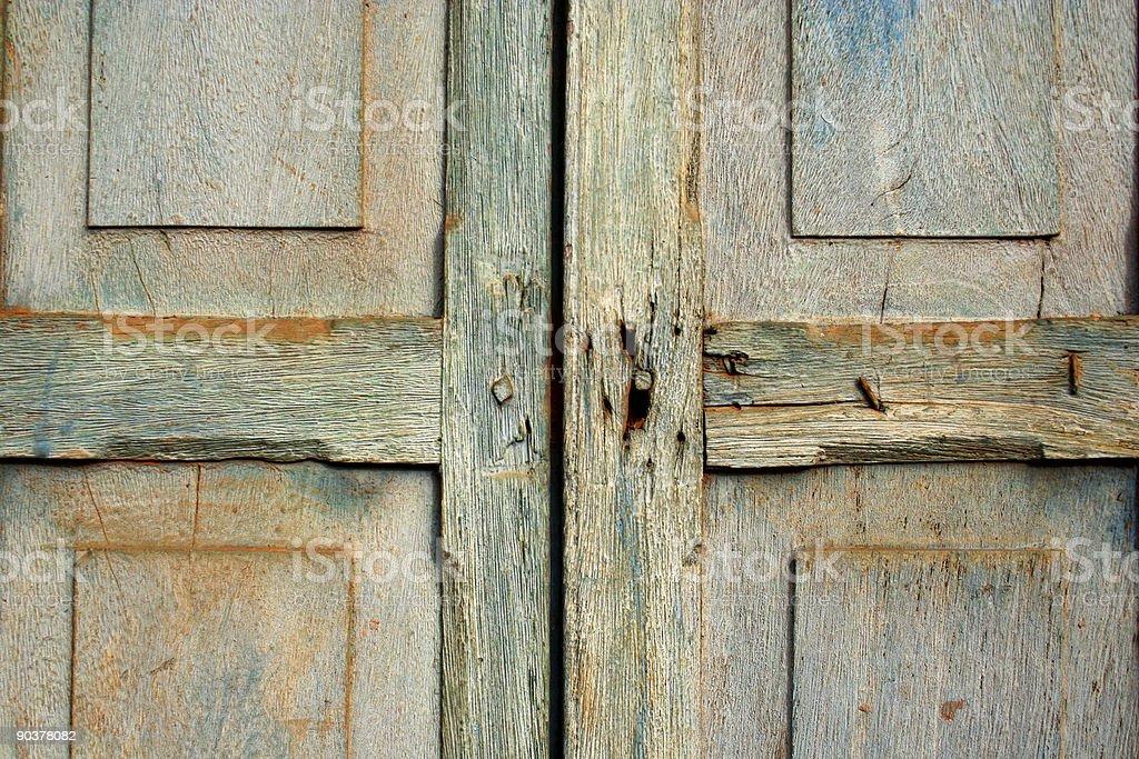 african door royalty-free stock photo
