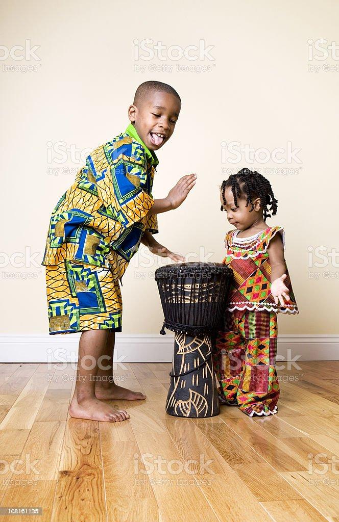 African Fashion, fun stock photo