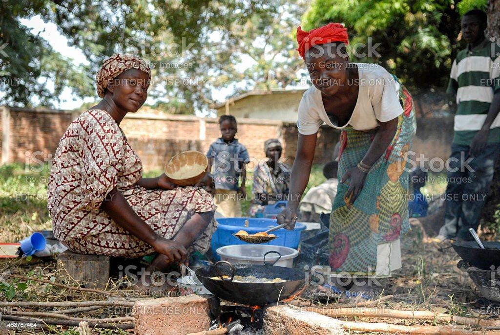 Cuisine d'Afrique - Photo