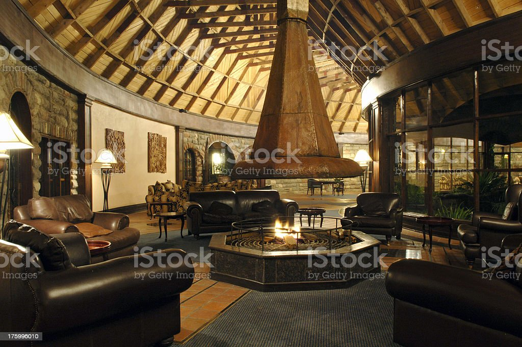 African interior royalty-free stock photo