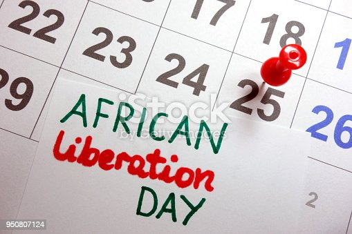 897726350 istock photo African liberation day 950807124