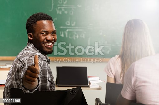 istock African Male Student 502991196