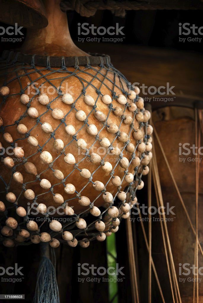 african musical instrument royalty-free stock photo