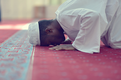 istock African Muslim Man Praying To God 625380754