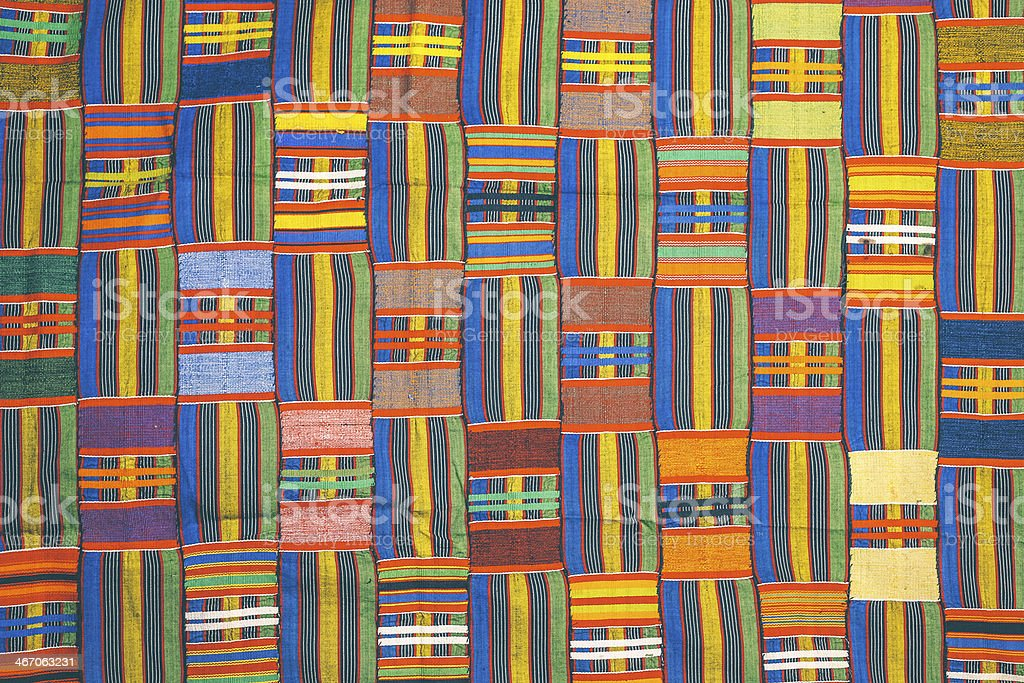 African pattern. stock photo