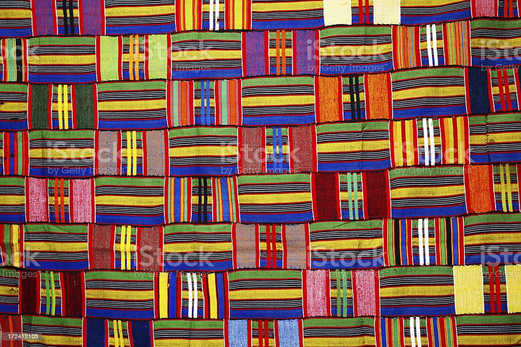 african patterns stock photo