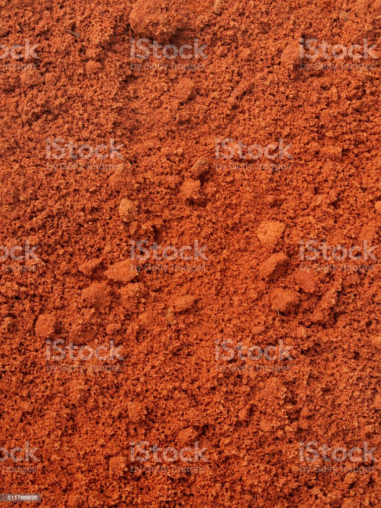 African red sand foto