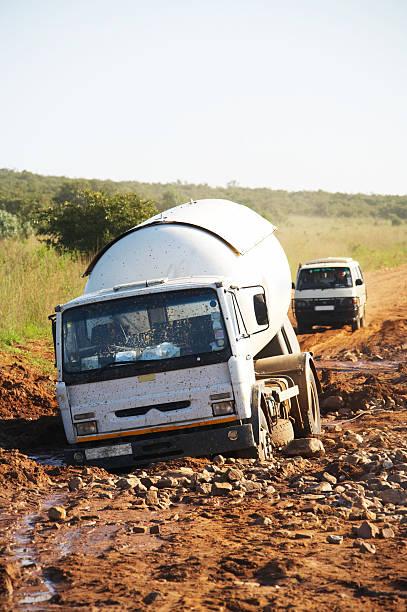 Afrique accident de la route survenu - Photo