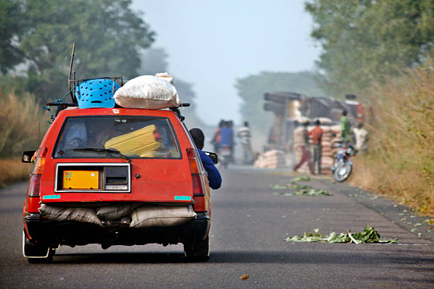 routier d'Afrique - Photo