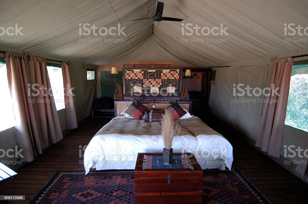 African Safari Tent royalty-free stock photo & African Safari Tent Stock Photo u0026 More Pictures of Africa | iStock