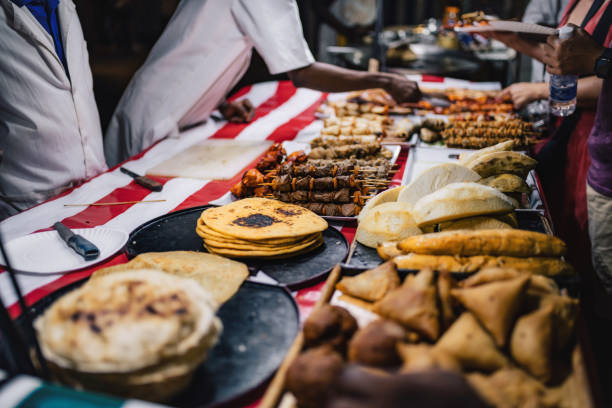 Afrikische Nahrung – Foto