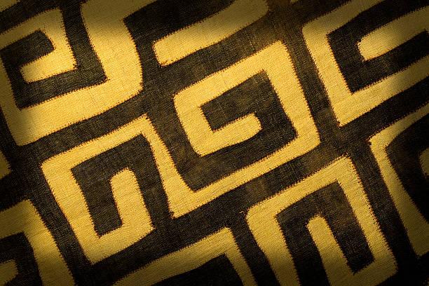 African Texture stock photo