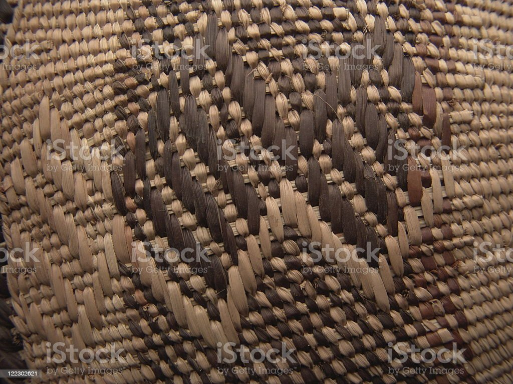 African Textures royalty-free stock photo