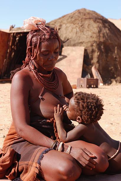 Namibia nude women