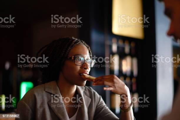 African woman eating a sandwich picture id973158962?b=1&k=6&m=973158962&s=612x612&h=psoalztbb icfivrrnuy7x2katoh4fryp9f26kr1zak=
