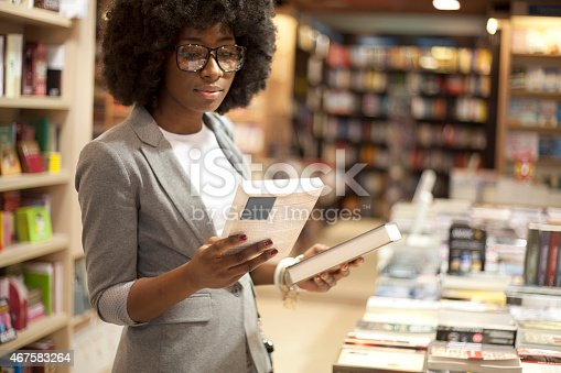 istock African women at bookstore 467583264