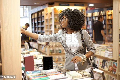 istock African women at bookstore 467583278