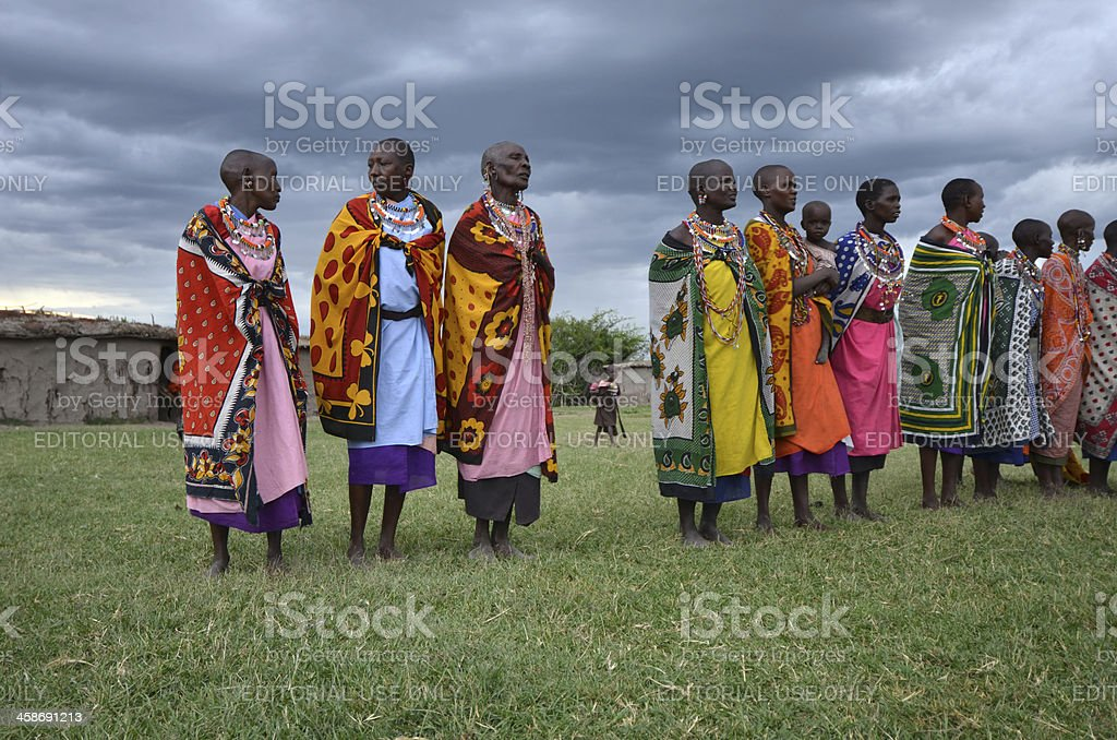 African women royalty-free stock photo