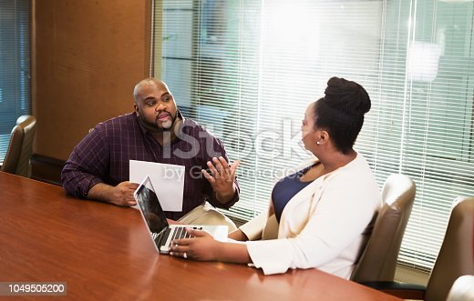 istock African-American business people in meeting 1049505200