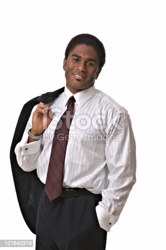 istock African-American businessman 121640319