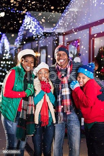 istock African-American family outdoors winter festival 990458844