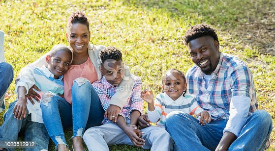 1091098026istockphoto African-American family with three boys 1023512912