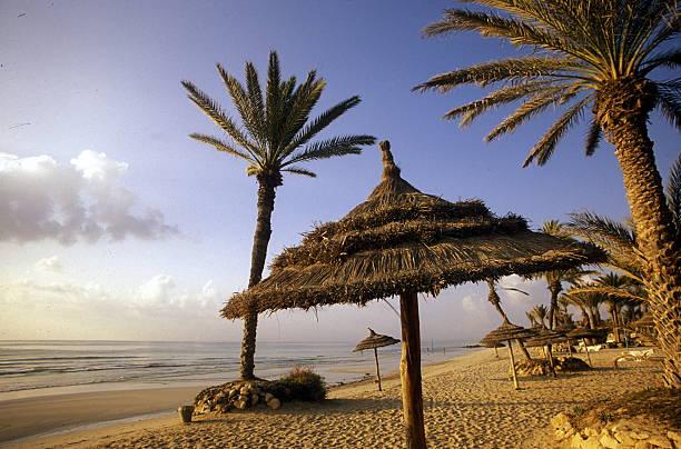 tunisian jerba afrika - urlaub in tunesien stock-fotos und bilder
