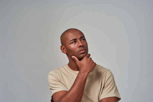 178 Black Man Scratching His Head Stock Photos, Pictures & Royalty-Free  Images - iStock