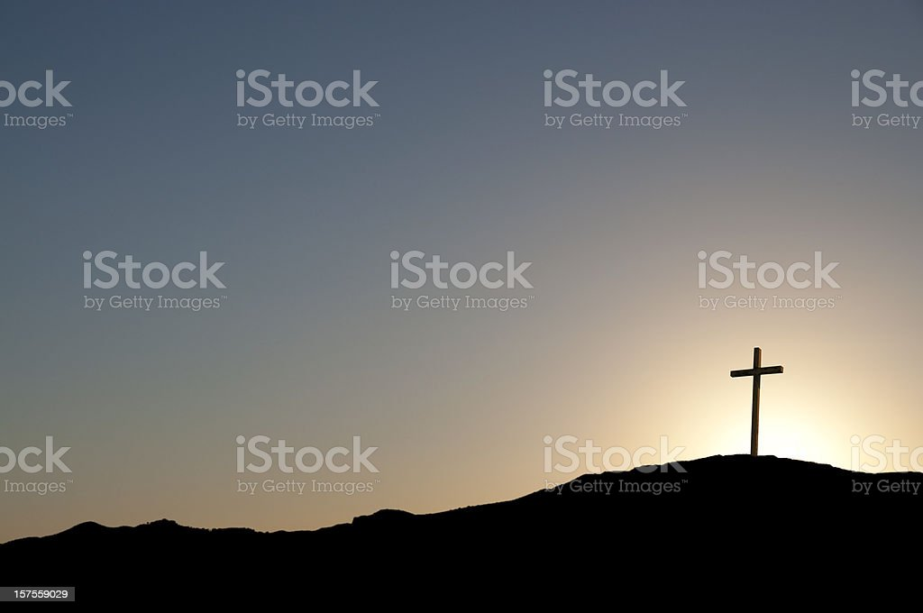 After Good Friday stock photo