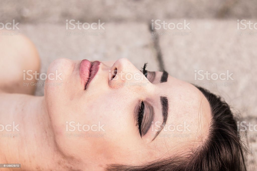 After life... stock photo