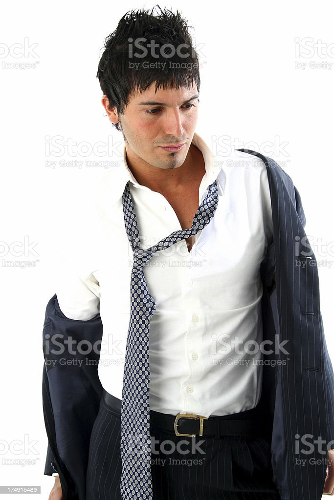 After Office royalty-free stock photo