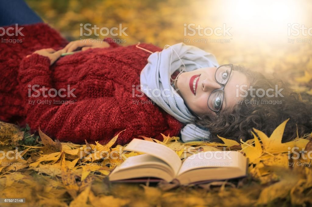 After reding stock photo