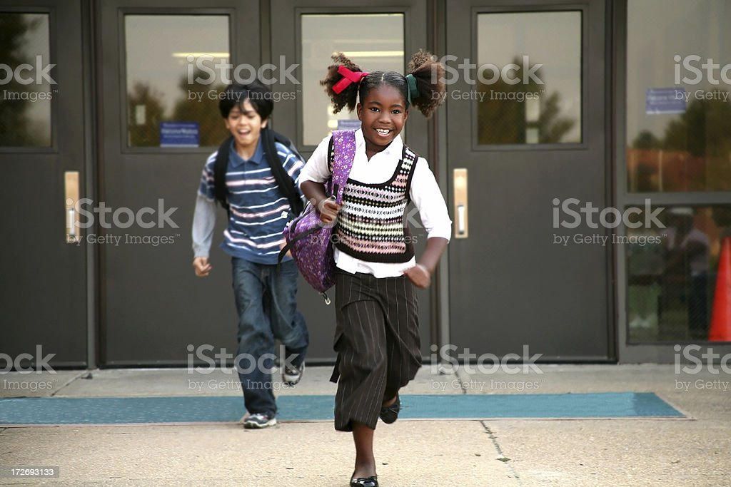 After School royalty-free stock photo