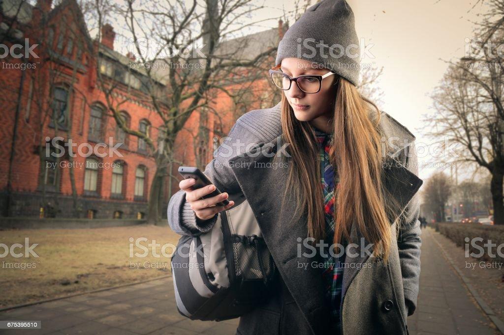 Après l'école photo libre de droits