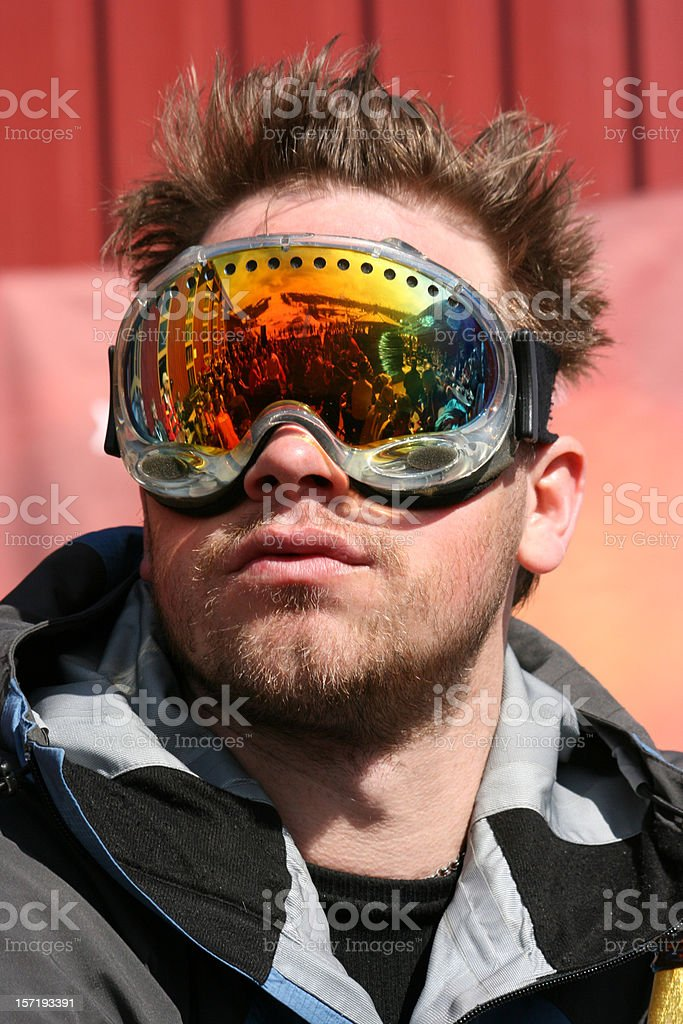 After ski 02 royalty-free stock photo