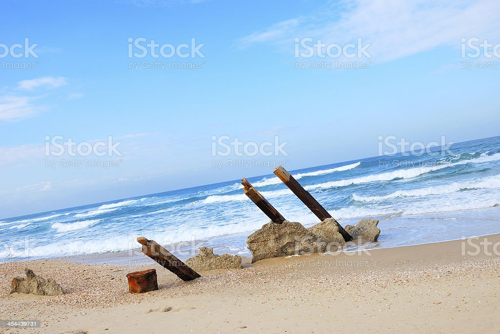 After storm royalty-free stock photo