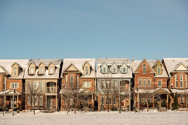 리먼 빙판 폭풍 - 토론토 온타리오 뉴스 사진 이미지
