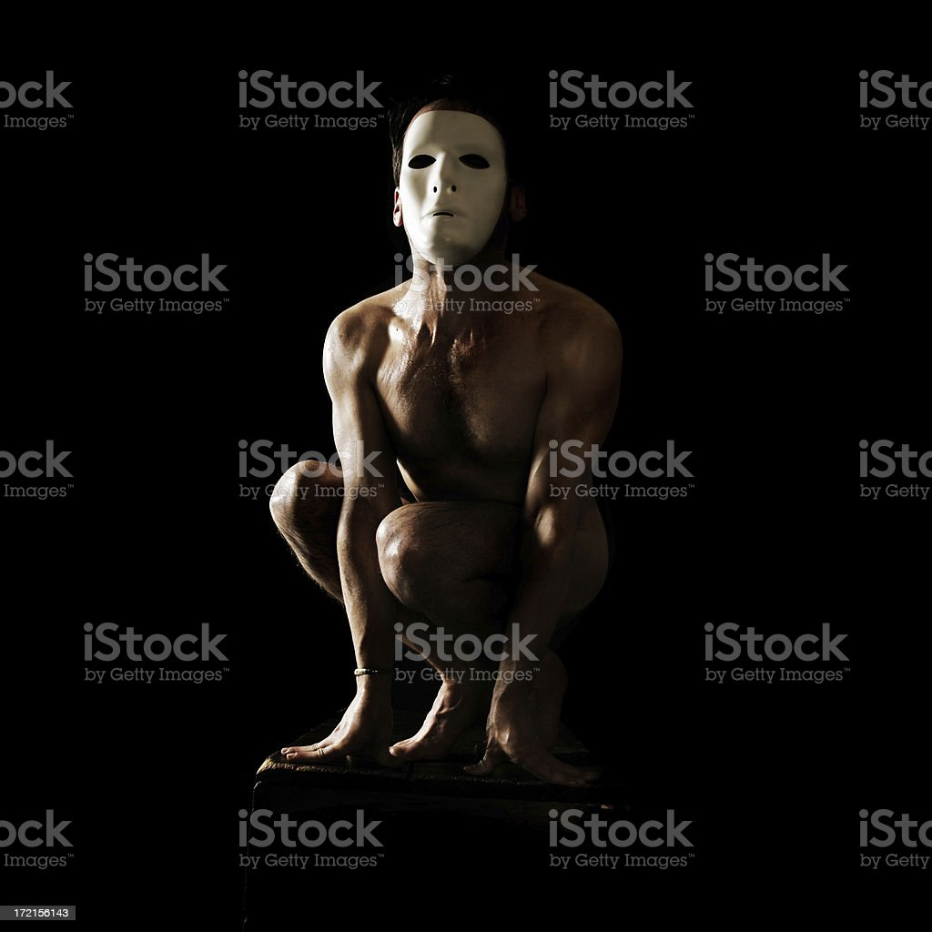 Afternoon of a faun royalty-free stock photo