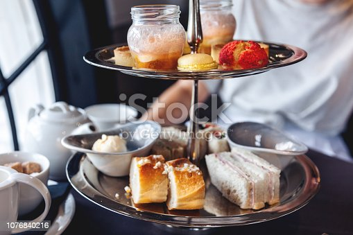 Classical British Afternoon Tea