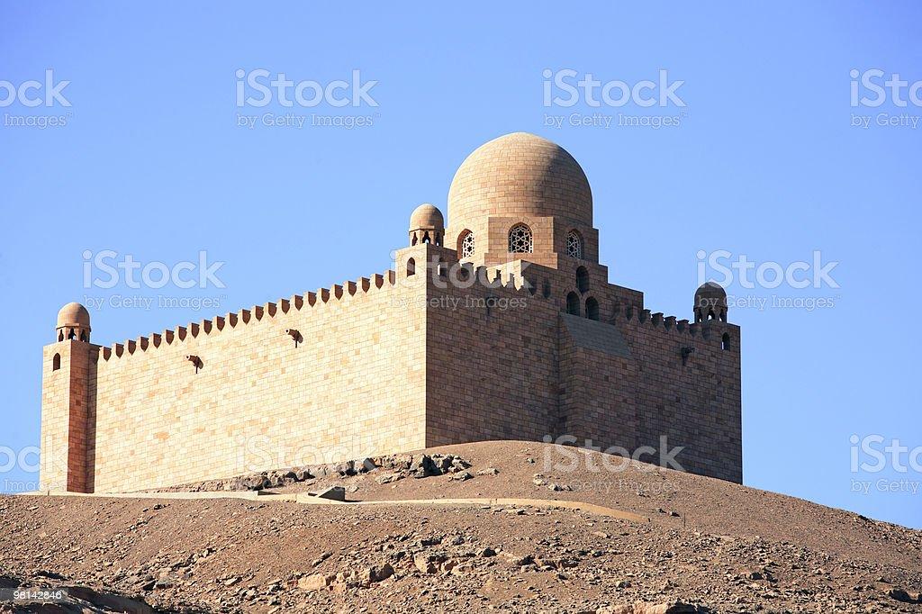 Aga Khan IV 무명용사의 royalty-free 스톡 사진