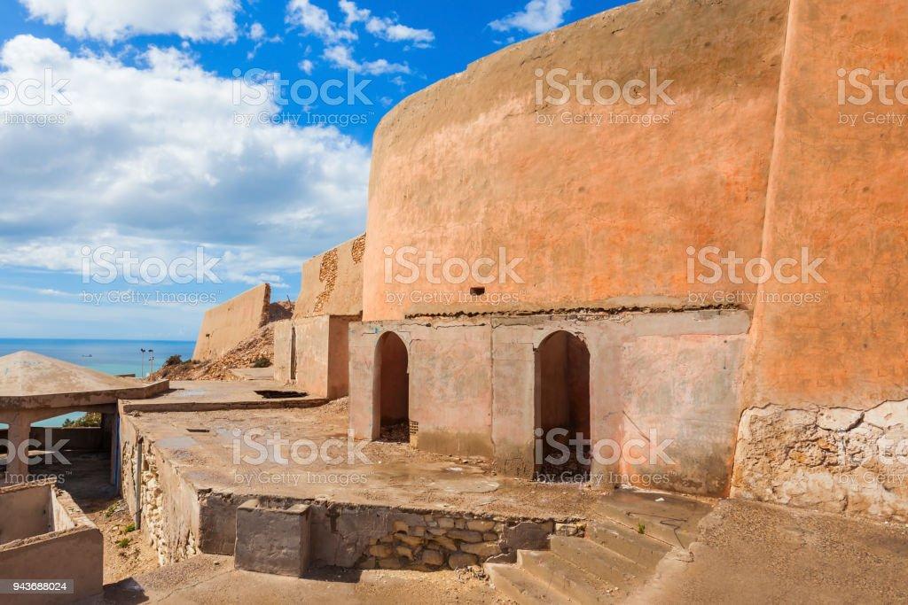 Calle de Agadir ciudad, Marruecos - foto de stock