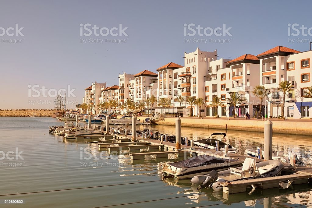 Agadir Marina Condos and Boats foto