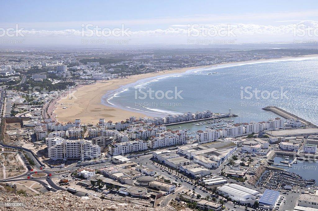Agadir (Morocco) foto