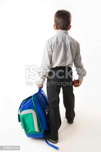 istock Again to school 479501224