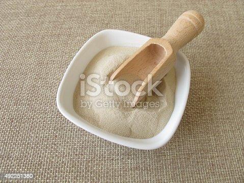 Agar-agar in powdered form - Agar Agar in Pulverform