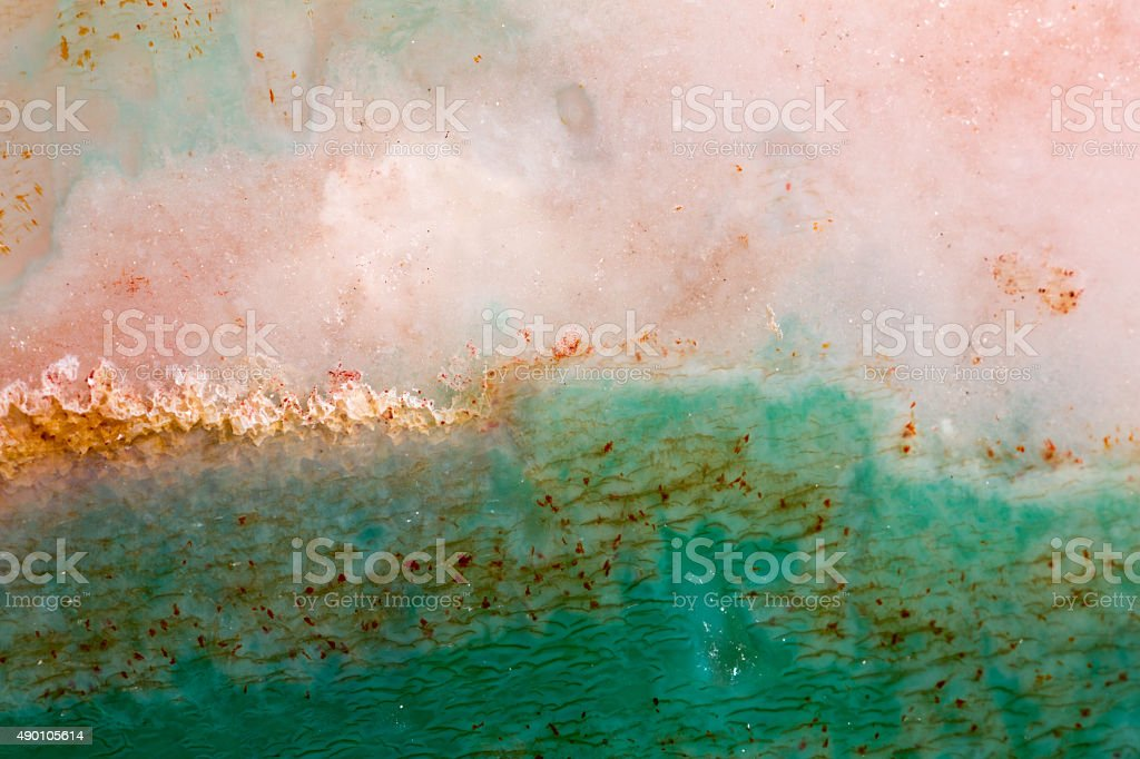 Agate Stone Background stock photo